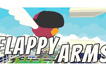Flappy Arms - How To Get This VR Game For FREE!