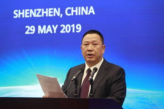 HUAWEI Chief Legal Officer Dr. Song Liuping