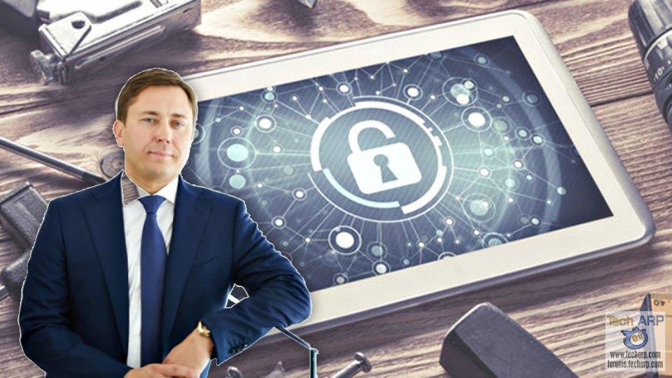 Maxim Frolov, Vice President, Global Sales, Kaspersky Lab