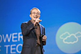 Pat Gelsinger Reveals 2019 VMware Strategy + Plans!