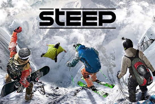 Steep : Get This Extreme Sports Game For FREE!