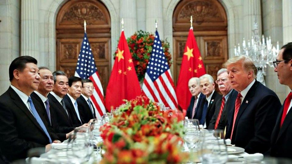 US China G20 Summit