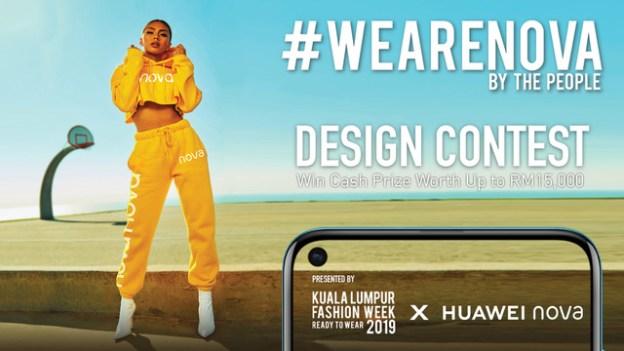 The HUAWEI WeAreNova Design Contest Details!