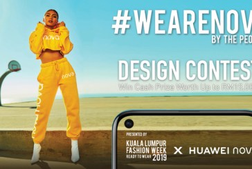 The HUAWEI WeAreNova Fashion Design Contest Details!