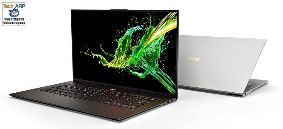 2019 Acer Swift 7 laptop