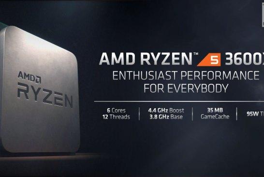3rd Gen Ryzen presentation slide 22