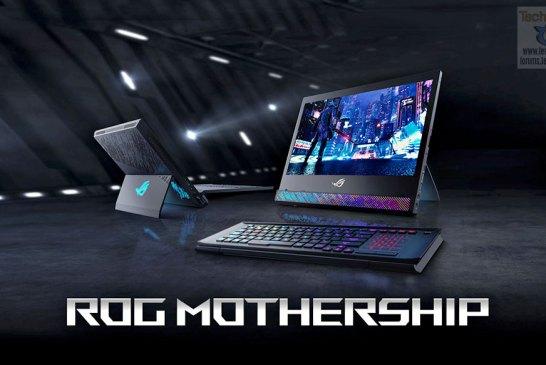 ASUS ROG Mothership Preview : Portable Desktop Gaming?