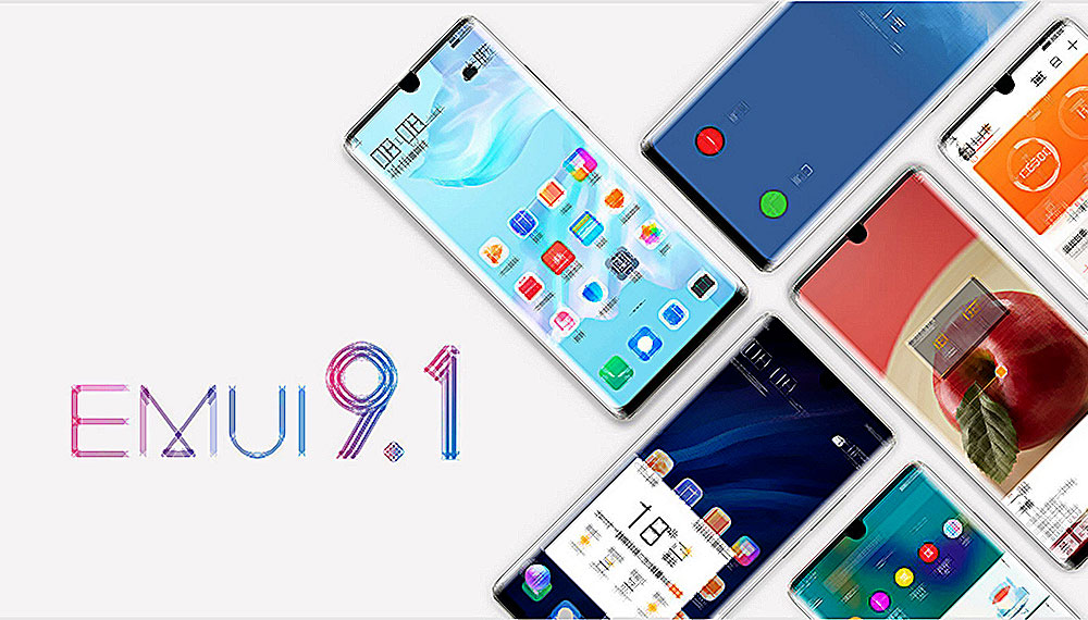EMUI 9.1 : What's New + Great In HUAWEI's New Mobile OS!