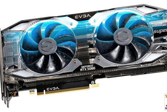 EVGA GeForce RTX 2060 Super XC Ultra Gaming 08G-P4-3163-KR graphics card