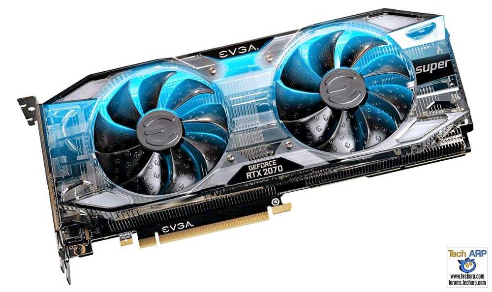 EVGA GeForce RTX 2070 Super XC Ultra Gaming 08G-P4-3163-KR graphics card