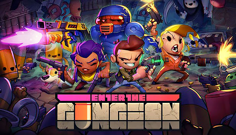 Enter The Gungeon - Get This Dungeon Crawler For FREE!