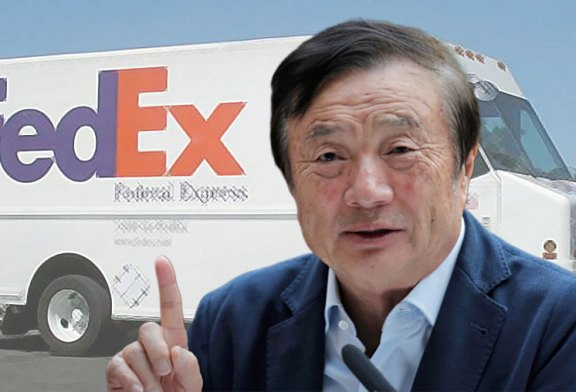 HUAWEI Calls FedEx Repeated Delivery Failures A Vendetta!
