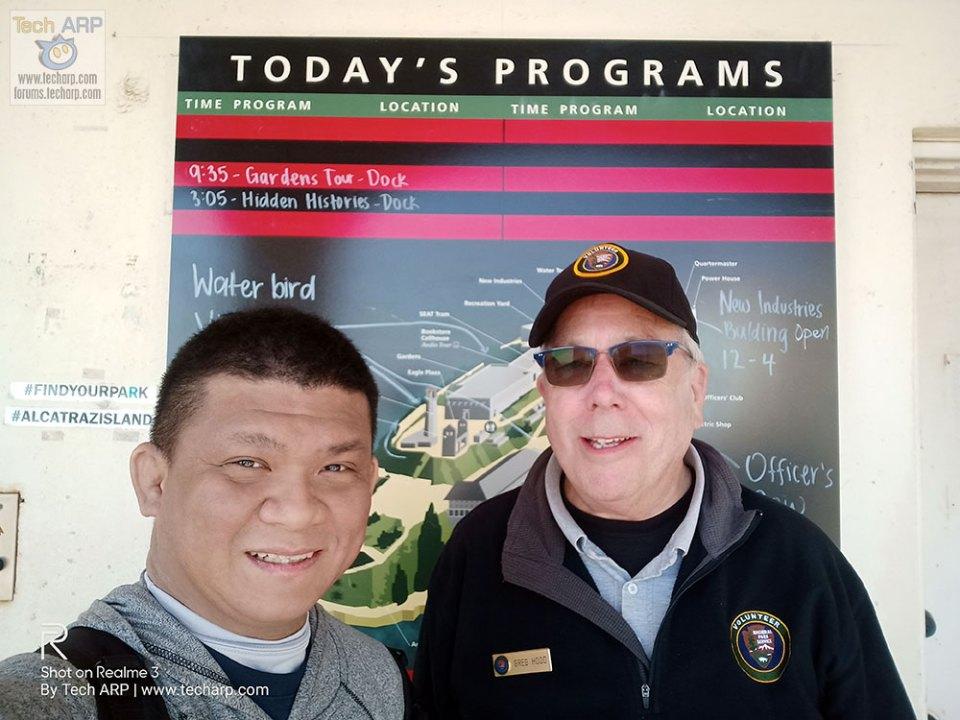 Realme 3 Alcatraz selfies 01