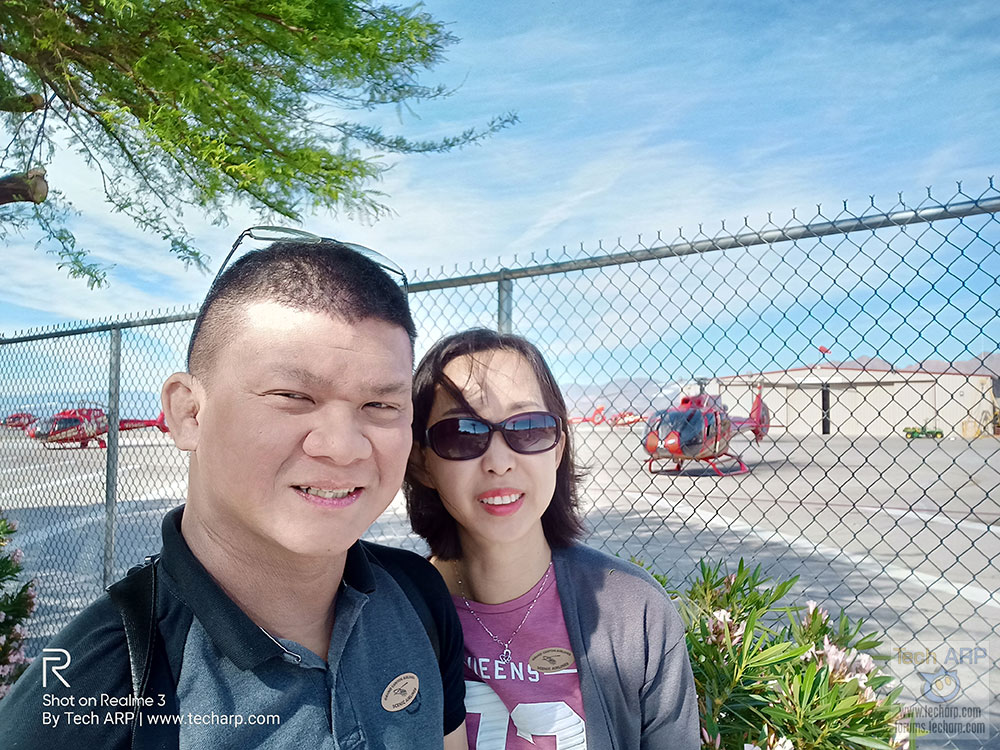 Realme 3 Grand Canyon selfies 01
