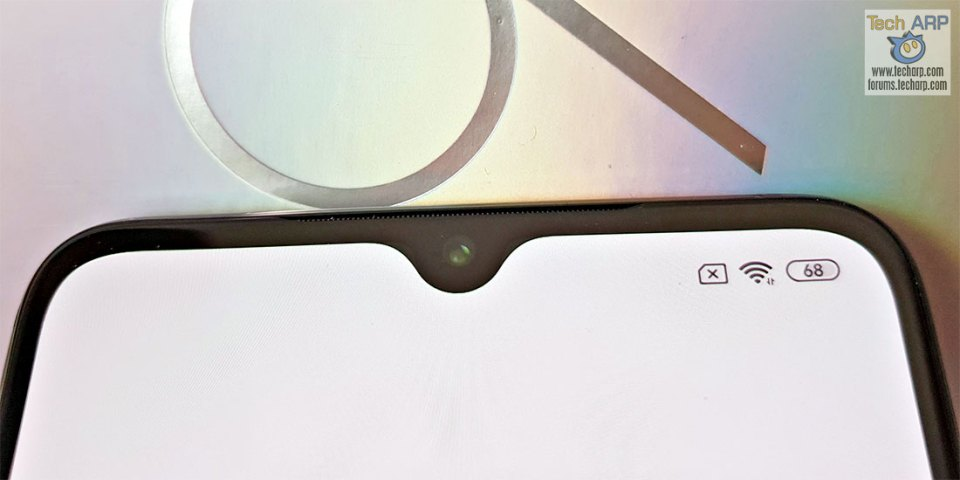 Xiaomi Mi 9 display notch