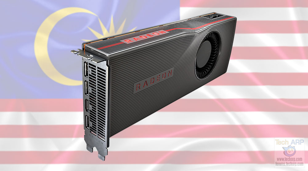 The AMD Radeon RX 5700 Malaysia Price List + Analysis