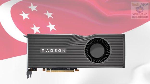 The AMD Radeon RX 5700 Singapore Price List + Analysis!