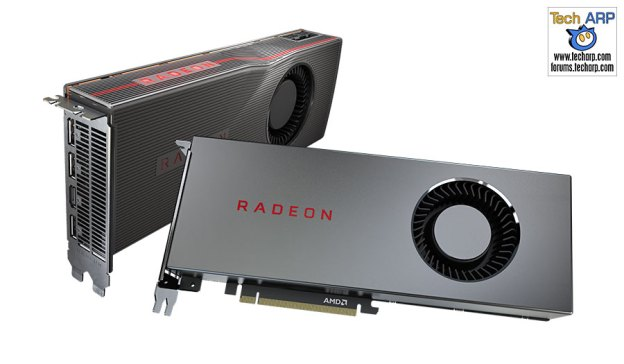 Thank NVIDIA For The AMD Radeon RX 5700 Price Cuts!