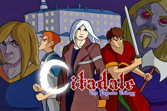 Citadale : The Legends Trilogy - Get It Free Now!