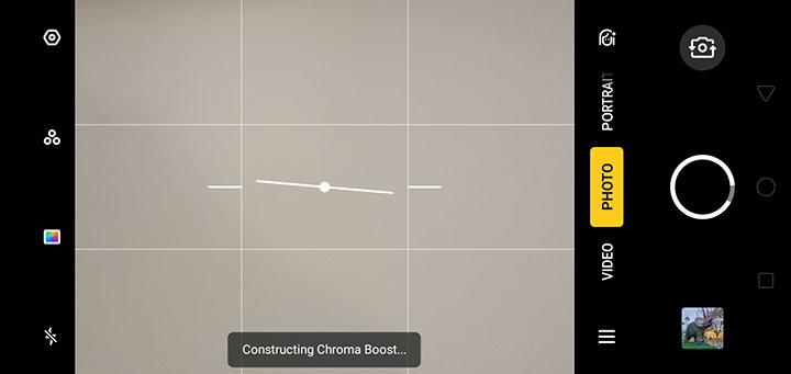 Constructing Chroma Boost
