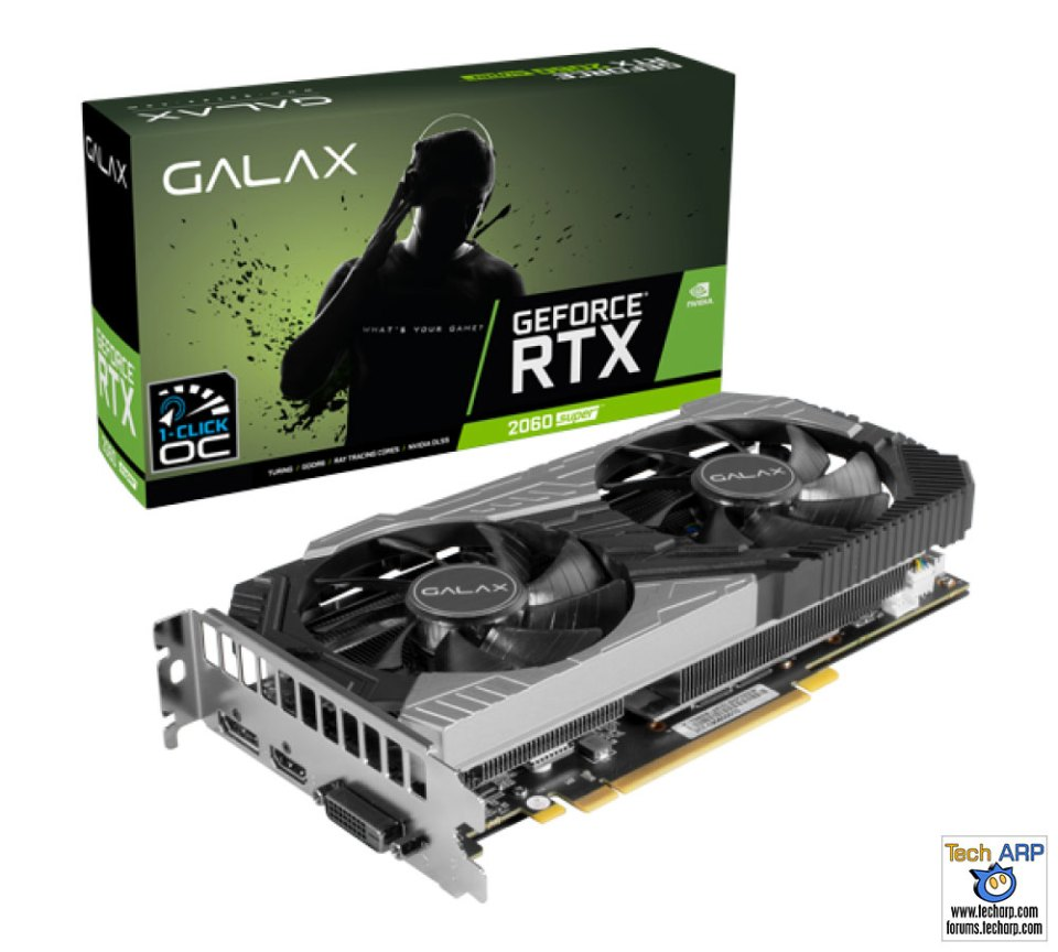 GALAX RTX 2060 Super EX