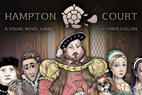 Hampton Court : Get This Visual Novel Game For FREE!