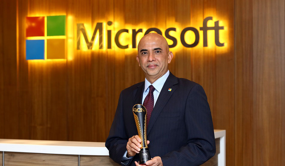 Microsoft Malaysia Rated Top 10 Tech Employer In 2018!