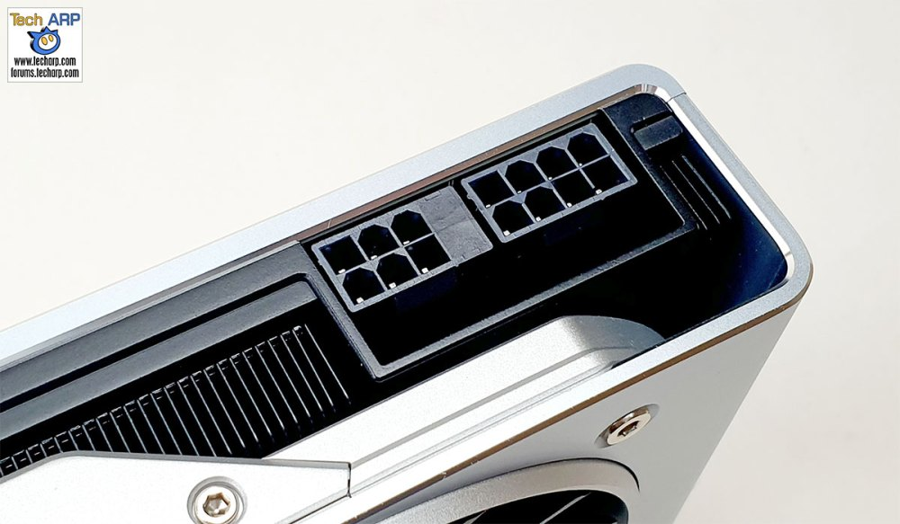 NVIDIA GeForce RTX 2070 SUPER power connectors
