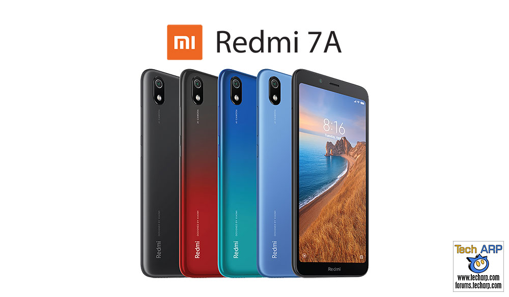 Xiaomi Redmi 7A Price, Specifications + Availability Confirmed!
