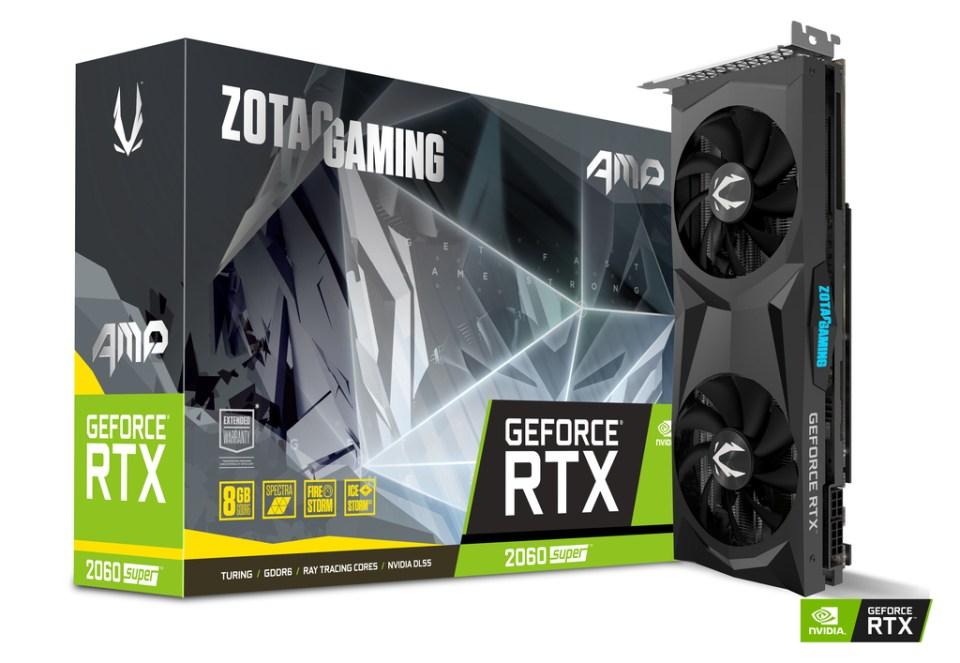 ZOTAC GeForce RTX 2060 SUPER AMP