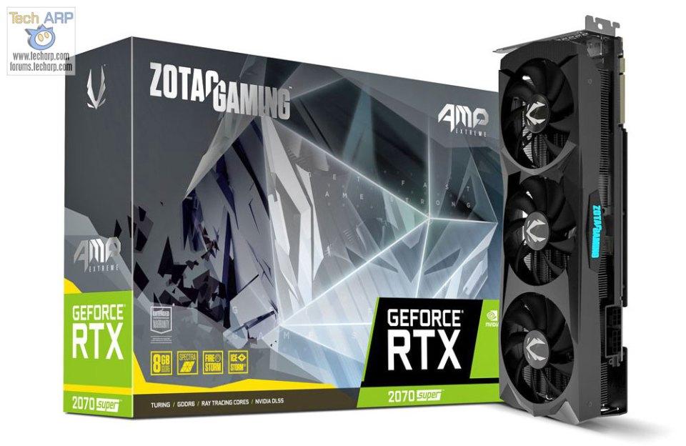 ZOTAC RTX 2070 SUPER AMP Extreme