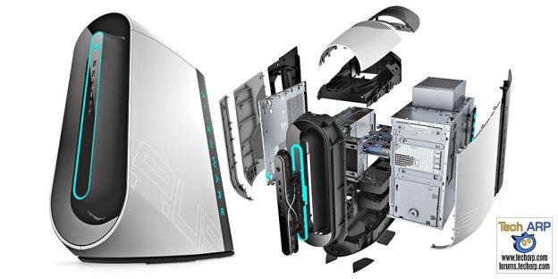 The Alienware Aurora R9 Gaming Desktop Revealed!