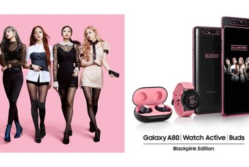 Samsung Galaxy A80   Watch Active   Buds BLACKPINK Edition Is Here!
