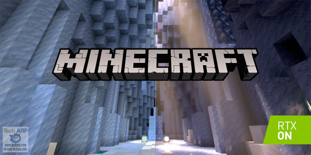 Minecraft Gets FREE Real-Time Ray Tracing Upgrade! #RTXOn