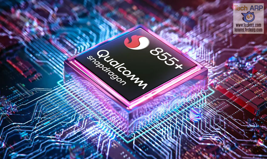 Qualcomm Snapdragon 855 Plus mobile SoC