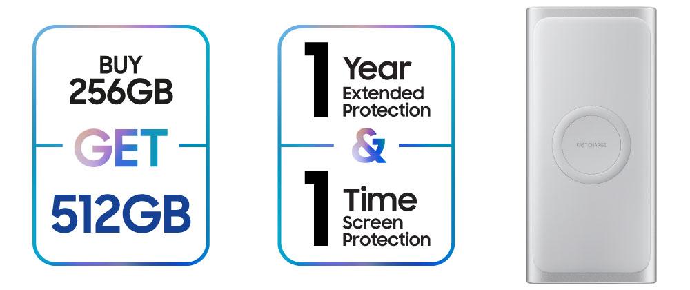 Samsung Galaxy Note 10+ MY preorder promo