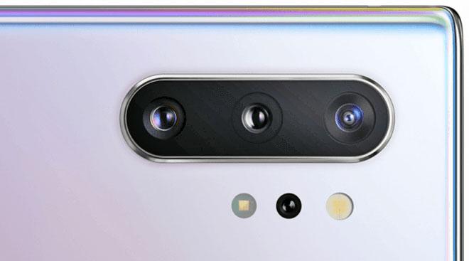 Samsung Galaxy Note10 rear camera leaked