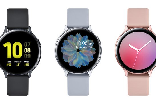 Here Is The New Samsung Galaxy Watch Active2 Smartwatch!
