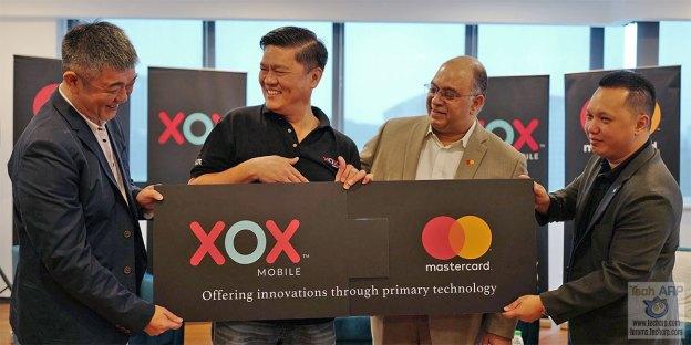 XOX Mobile Introduces XOX Prepaid Mastercard Card