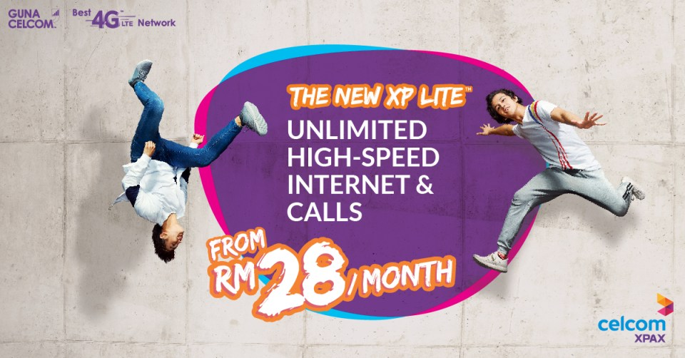 Finally, A Postpaid Plan That Sizes According To Your Needs!