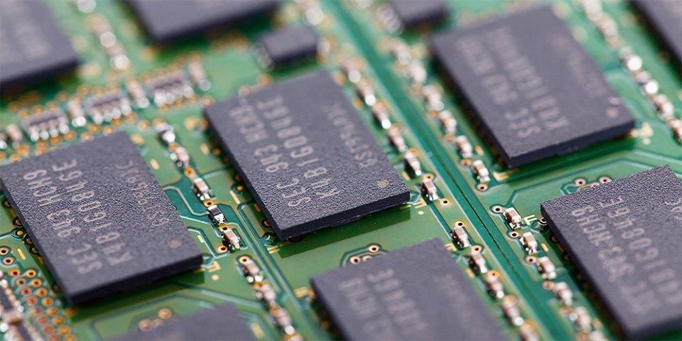 DRAM chips generic photo