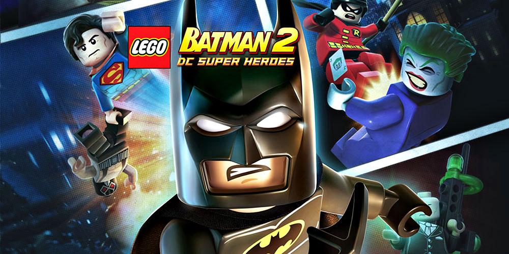 LEGO Batman 2 free game