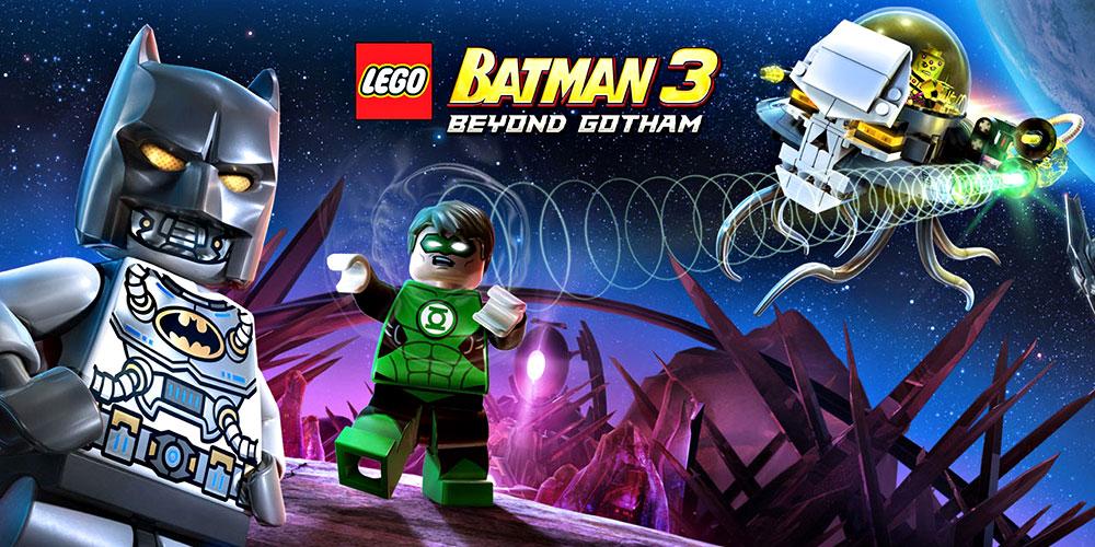 LEGO Batman 3 free game