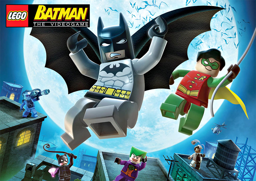 LEGO Batman free game