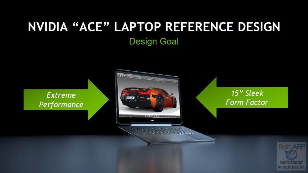 NVIDIA ACE Reference Design slide 01