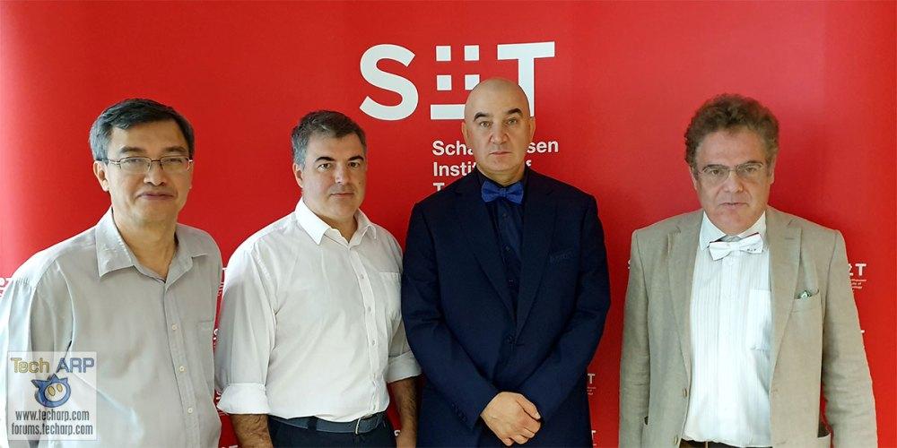 The Schaffhausen Institute of Technology - NUS Partnership