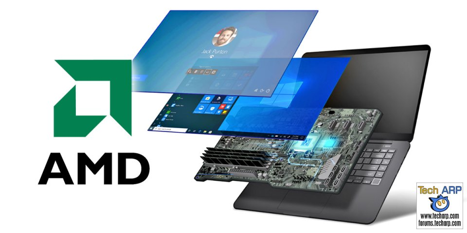 How AMD CPUs Work In A Secured-core PC Device