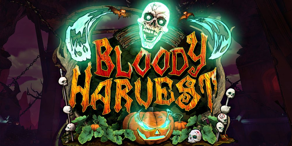 FREE Borderlands 3 Bloody Harvest Details + Trailer!