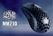 Cooler Master MM710 Honeycomb Gaming Mouse Revealed!