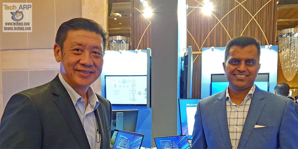 KT Ong and Saravanan Krishnan - Dell EMC